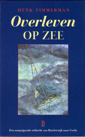 Boek Overleven op Zee Feeling 39 DI